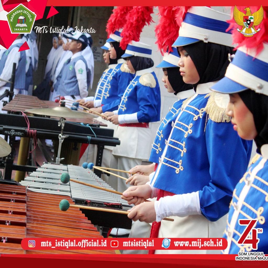 HUT RI 2019 - Madrasah Tsanawiyah Istiqlal Jakarta 10