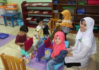 KB (Kelompok Bermain) - Madrasah Istiqlal Jakarta (2)