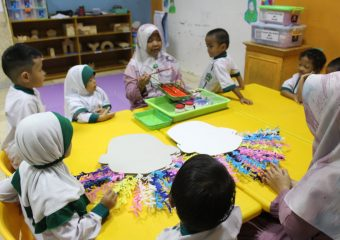 KB (Kelompok Bermain) - Madrasah Istiqlal Jakarta (3)