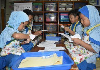 RA (Raudhatul Athfal) - Madrasah Istiqlal Jakarta (2)