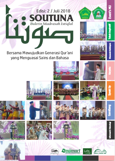 Bersama Mewujudkan Generasi Qur'ani yang Menguasai Sains dan Bahasa
