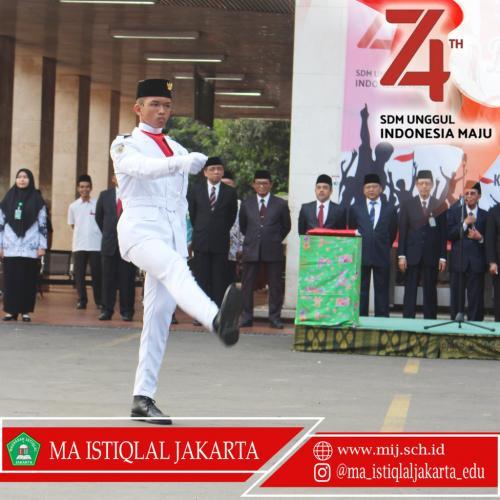Madrasah Aliyah Istiqlal Jakarta