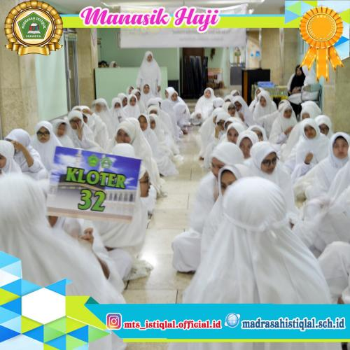 Manasik Haji - Madrasah Tsanawiyah Istiqlal Jakarta
