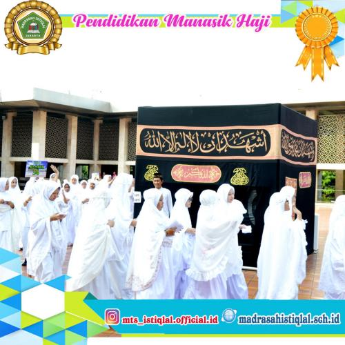 Manasik Haji - Madrasah Tsanawiyah Istiqlal Jakarta 8