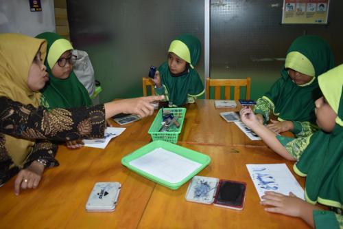 Raudhatul Athfal Istiqlal Jakarta