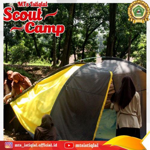 Scout Camp - Madrasah Tsanawiyah Istiqlal Jakarta 2
