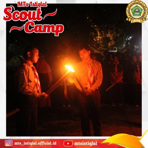 Scout Camp - Madrasah Tsanawiyah Istiqlal Jakarta 5