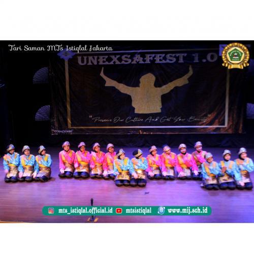 Tari Saman- Madrasah Tsanawiyah Istiqlal Jakarta 5